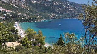 Barbati Bay, Korfu