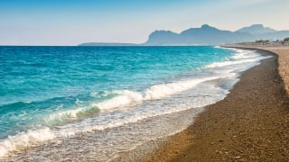Strand Afandou, Rhodos