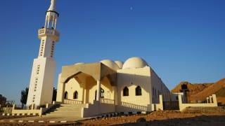 Moschee Sinai, Dahab, Ägypten