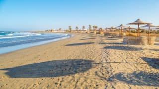 Strand, Marsa Alam, Ägypten