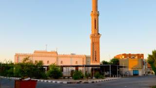 Moschee, Safaga, Ägypten
