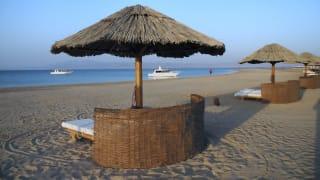 Strand, Soma Bay, Ägypten