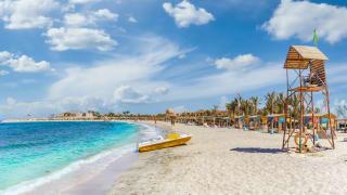 Strand Abu Dabbab, Marsa Alam, Ägypten