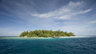 Kuda Bandos Insel, Nord Male Atoll, Malediven