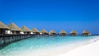 Wasser-Villas, Malediven