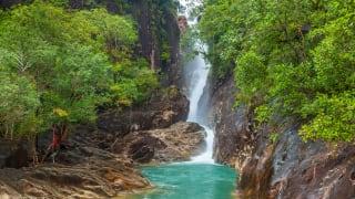 Klong Plu Wasserfall, Koh Chang