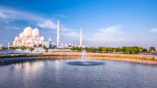 Grand Moschee, Abu Dhabi, VAE