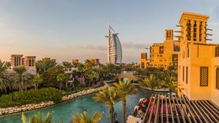 Burj al-Arab, Dubai, VAE