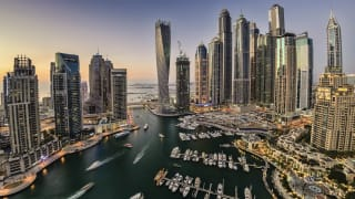 Dubai Marina, Dubai, VAE