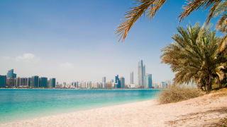 Strand, Dubai, VAE