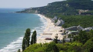 Albena Resort, Varna, Bulgarien