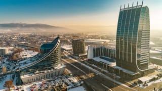 Stadt Sofia, Bulgarien