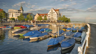 Friedrichshafen, Bodensee, Deutschland