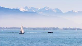Konstanz, Bodensee, Deutschland