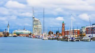 Hafen, Bremerhaven, Nordsee, Deutschland