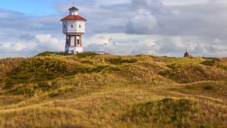 Leuchtturm, Langeoog, Nordsee