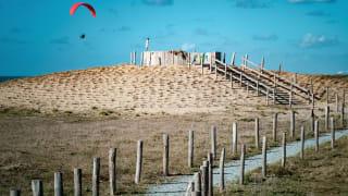 Zandvoort, Nordsee, die Niederlande