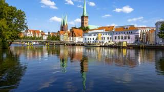Stadt, Lübeck, Deutschland