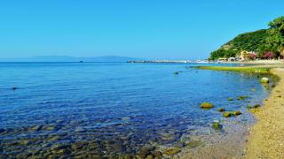 Bucht von Katelios, Kefalonia, Griechenland