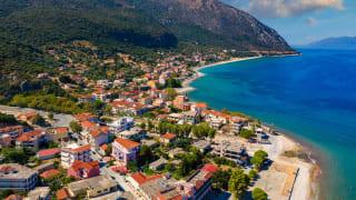 Poros, Kefalonia, Griechenland