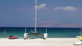 Strand Mastichari, Kos, Griechenland