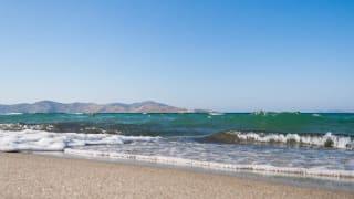 Strand Tigaki, Kos, Griechenland