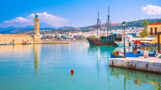 Rethymno, Kreta