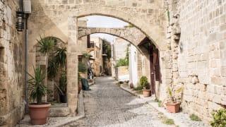Altstadt von Rhodos, Rhodos, Griechenland