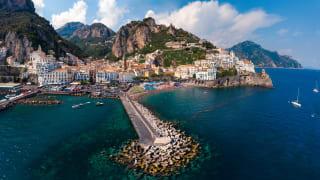 Amalfi Küste, Salerno, Italien