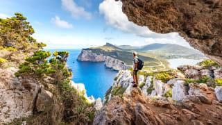 Capo Caccia, Alghero, Sardinien