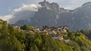 Kastelruth, Südtirol, Italien