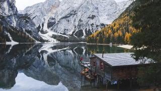 Pragser Wildsee, Bolzano, Südtirol
