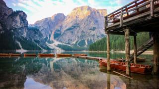 Tirolo, Südtirol, Italien