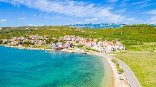 Stara Novalja, Insel Pag, Kroatien