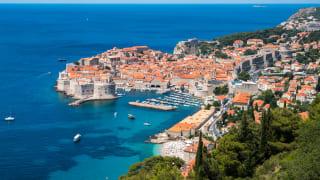 Altstadt von Dubrovnik, Dalmatien, Kroatien