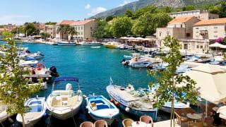 Bol, Dalmatien, Kroatien