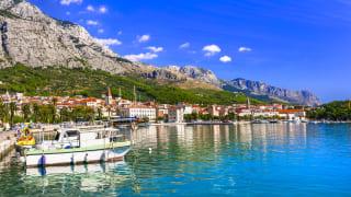 Makarska, Dalmatien, Kroatien