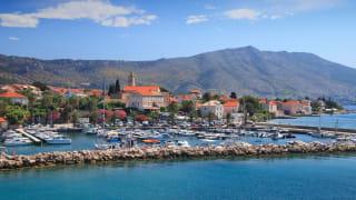 Orebic, Dalmatien, Kroatien