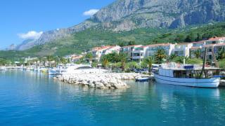 Tucepi, Dalmatien, Kroatien
