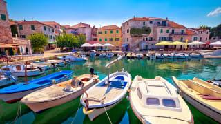 Postira, Insel Brac, Kroatien