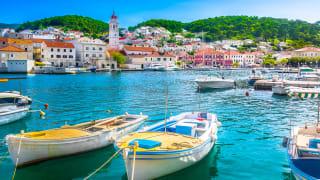 Pucisca, Insel Brac, Kroatien