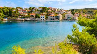 Splitska, Insel Brac, Kroatien