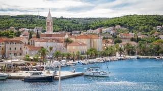 Supetar, Insel Brac, Kroatien