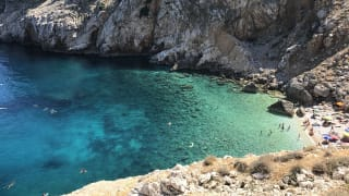 Strand, Cres, Insel Cres