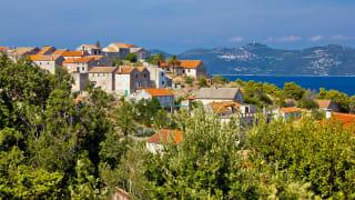 Stadt, Mali Iž, Insel Iz, Kroatien
