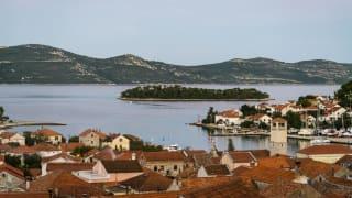 Stadt, Veli Iž, Insel Iz, Kroatien