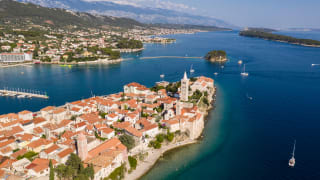 Insel Rab, Kroatien