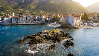 Komiža, Insel Vis, Kroatien