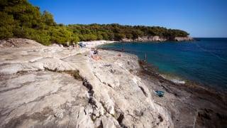 Küste, Rukavac, Insel Vis, Kroatien