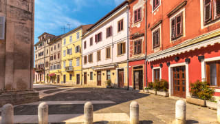 Pula, Istrien, Kroatien